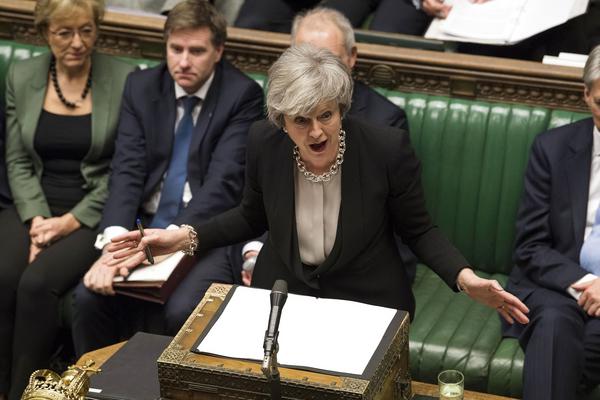 UK ParliamentMark Duffy scanpix