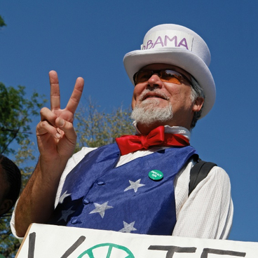 De amerikanske vælgere