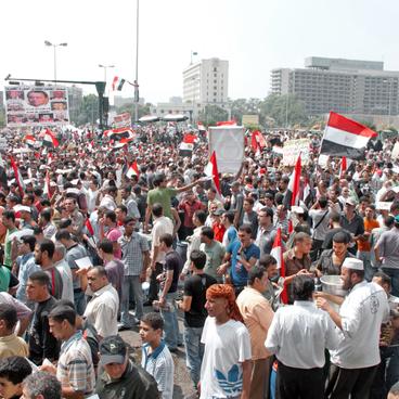 Oprøret i Egypten