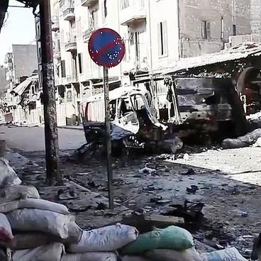 Borgerkrigen i Syrien