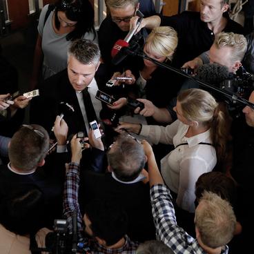 Minister i Danmark